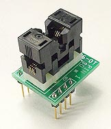 Microchip Microcontroller Programming Adapter