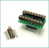 Zilog SOIC Emulator Adapter