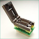 Zilog SOIC Programming Adapter